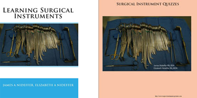 Surgical Instrument Guide and Quiz